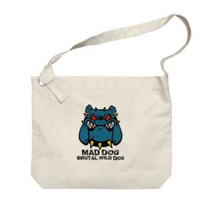 MAD DOG ビッグショルダーバッグ