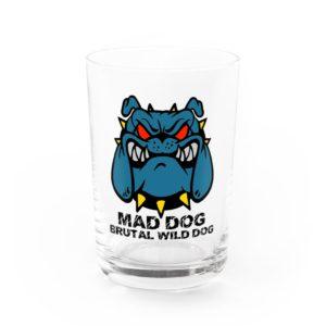 MAD DOG グラス