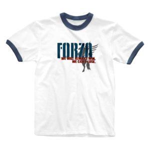 FORZA リンガーTシャツ
