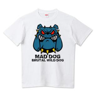 MAD DOG Tシャツ