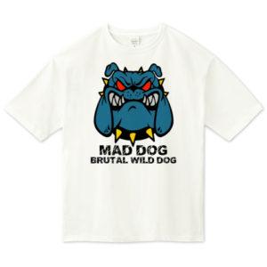 MAD DOG ビッグシルエットTシャツ