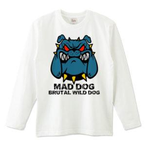 MAD DOG 長袖Tシャツ