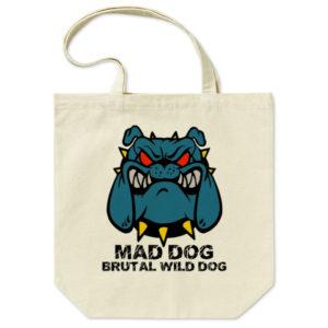 MAD DOG トートバッグ
