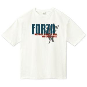 FORZA ビッグシルエットTシャツ