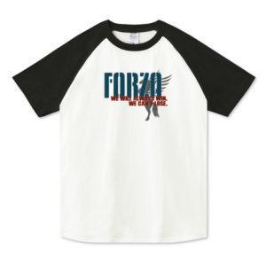 FORZA ラグランTシャツ