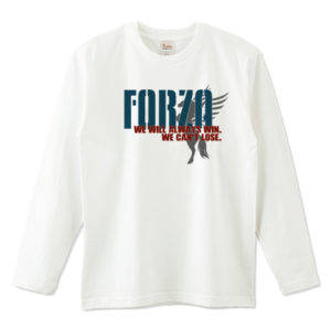 FORZA 長袖Tシャツ