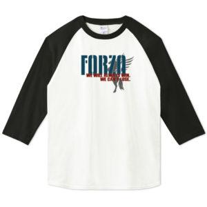 FORZA 七分袖Tシャツ