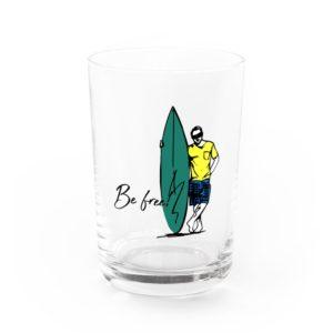 BE FREE グラス