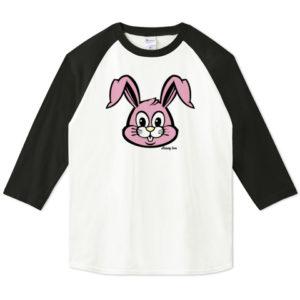 BUNNY 七分袖Tシャツ