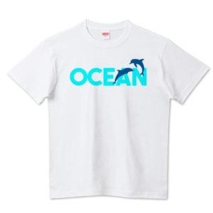 OCEAN Tシャツ