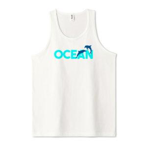OCEAN タンクトップ