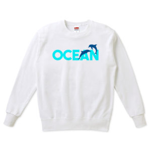 OCEAN スウェット(トレーナー)