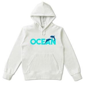OCEAN パーカー