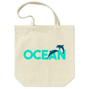 OCEAN トートバッグ