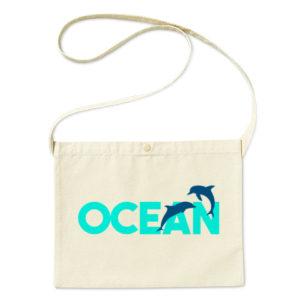 OCEAN サコッシュ