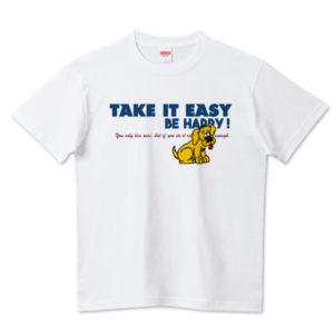 TAKE IT EASY Tシャツ