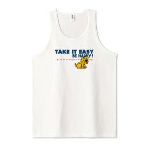 TAKE IT EASY タンクトップ
