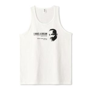 MARTIN LUTHER KING  タンクトップ