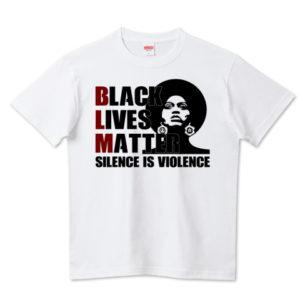 BLM Tシャツ