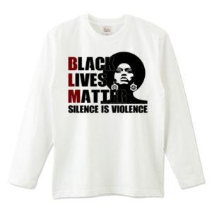 BLM 長袖Tシャツ