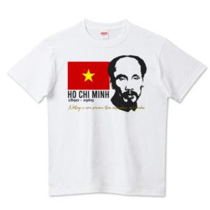 HO CHI MINH Tシャツ