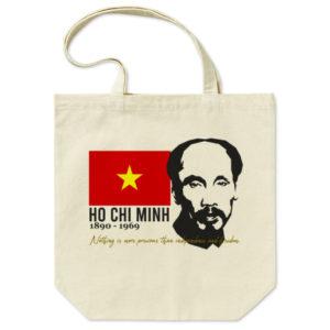 HO CHI MINH トートバッグ