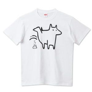 DOGGY Tシャツ
